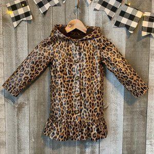 {babyGAP} Leopard Print Raincoat